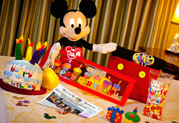 Magical In Room Gifting Experience At Walt Disney World Resort
